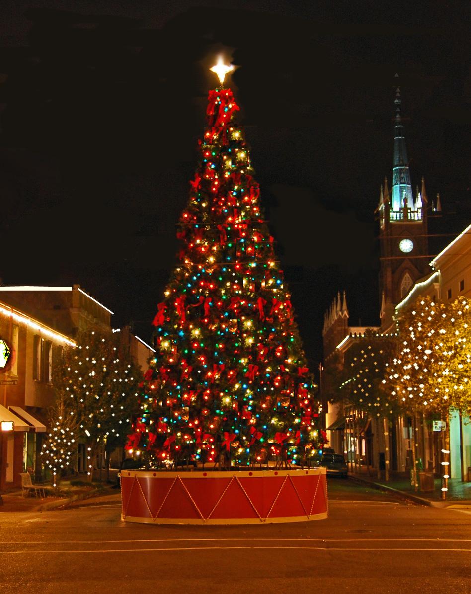 Christmas In Natchez…City of Lights | The Visit Natchez Blog